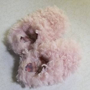 🎀Fluffy Pink Cloud Slippers❣